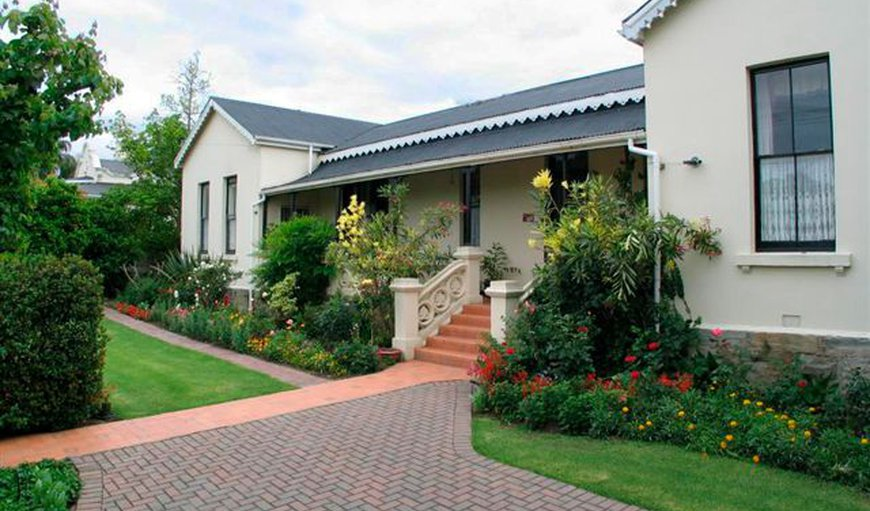 Welcome to Dreamers Guest House in King Williams Town, Eastern Cape, South Africa