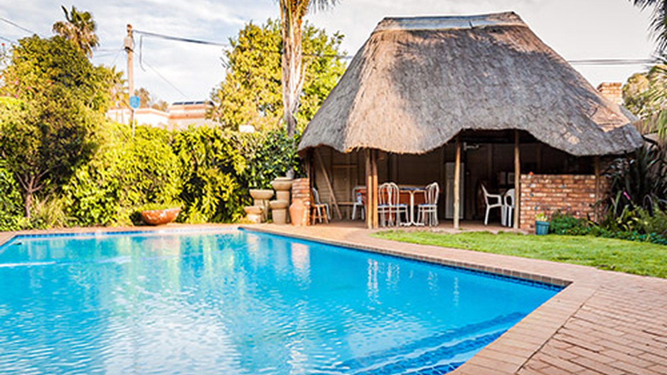 Rest a while guest house in elardus park pretoria - Swimming pool maintenance pretoria ...