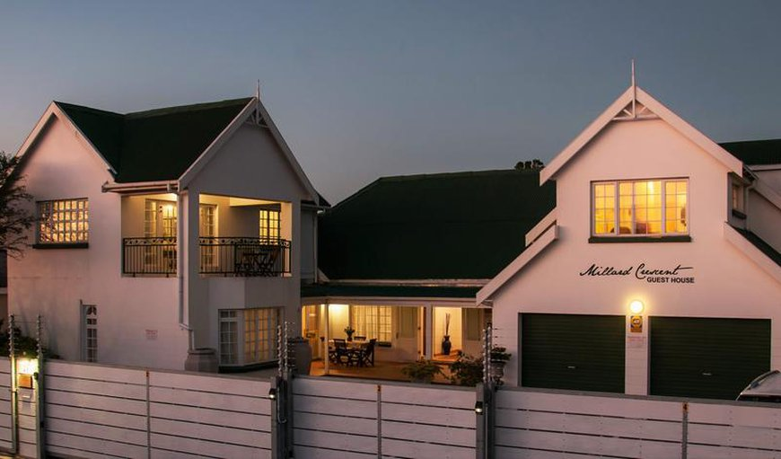 Millard Crescent Guest House in Summerstrand, Port Elizabeth, Eastern Cape, South Africa