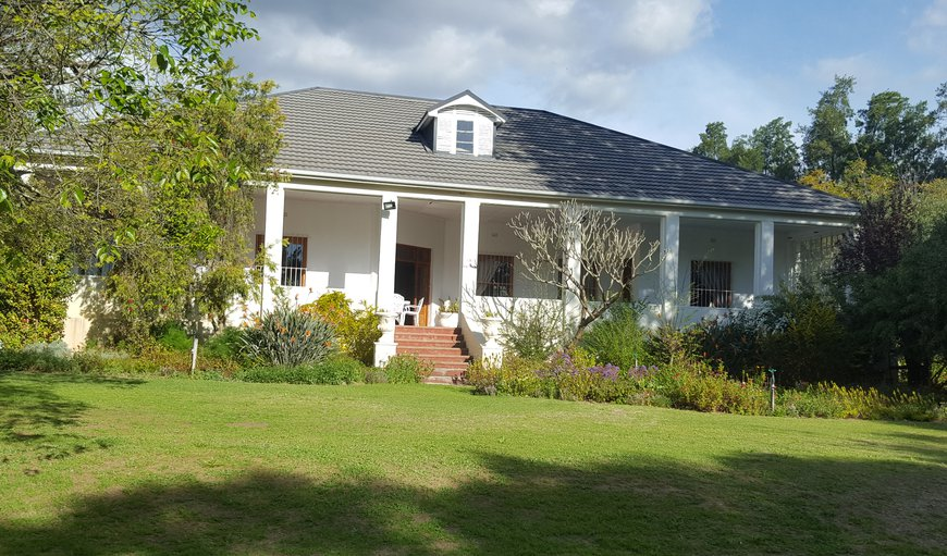 Strath Breede House in Wolseley, Western Cape , South Africa