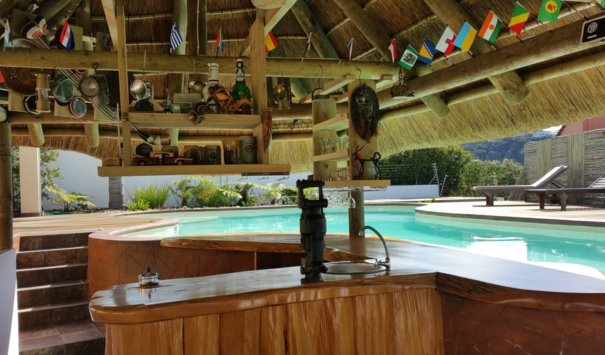 Pool Bar at day time