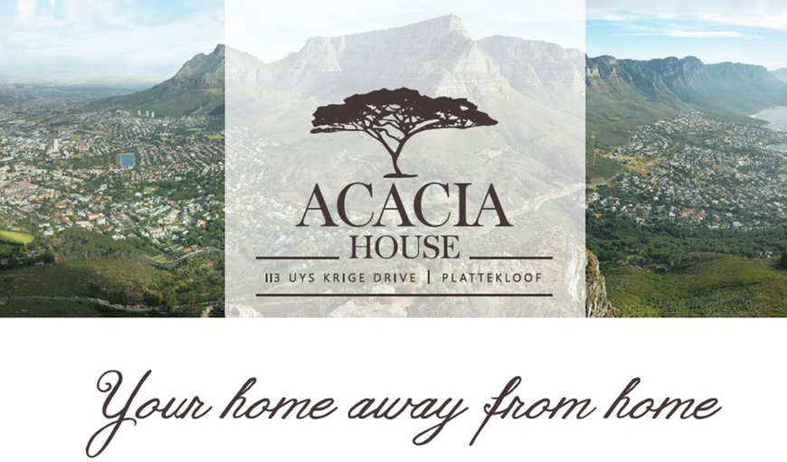 Acacia House in Plattekloof, Cape Town, Western Cape , South Africa