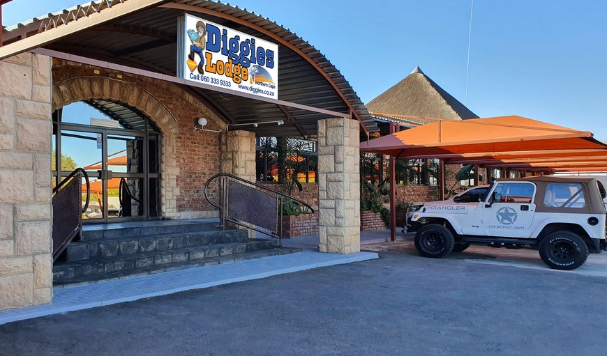 Diggies Lodge & Restaurant in Kimberley, Northern Cape, South Africa