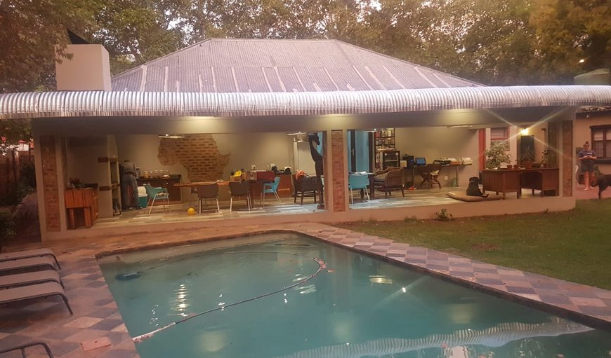 Pretoria Backpackers in Sunnyside, Pretoria (Tshwane), Gauteng, South Africa