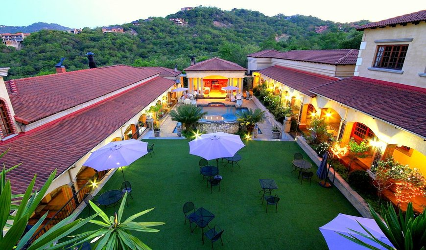 Welcome to Villa Vita in Nelspruit, Mpumalanga, South Africa
