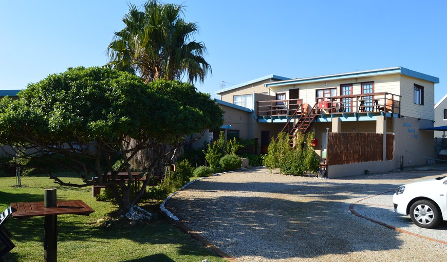 View of the Lodge in Hermanus, Western Cape , South Africa
