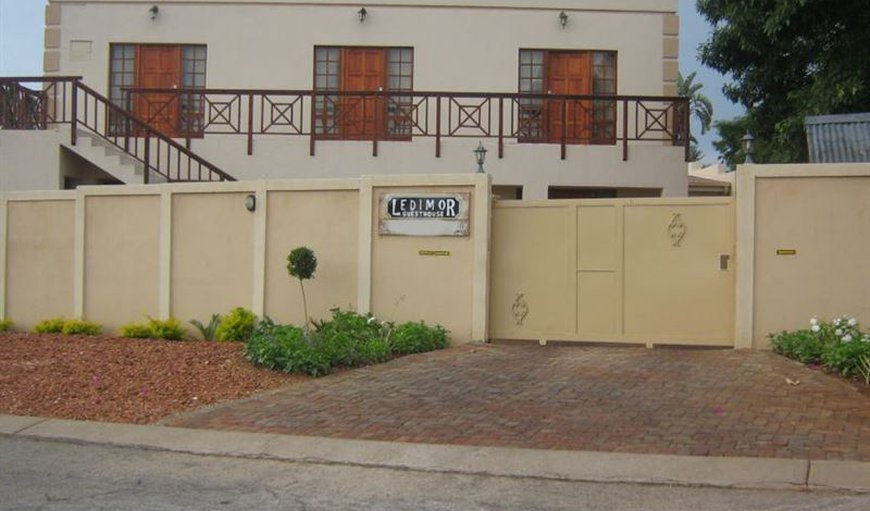 Ledimor Guesthouse are situated at the corner of Grobler and Phobos Avenue, in upper class surburb in Sterkpark. We offer quality accommodation for both business travellers and tourist. in Polokwane, Limpopo, South Africa