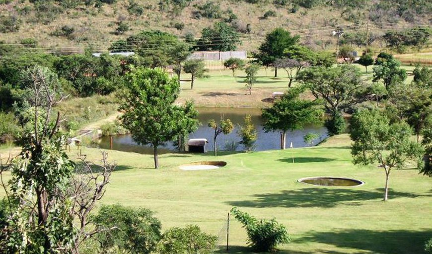 Lodge grounds. in Bela Bela (Warmbaths), Limpopo, South Africa