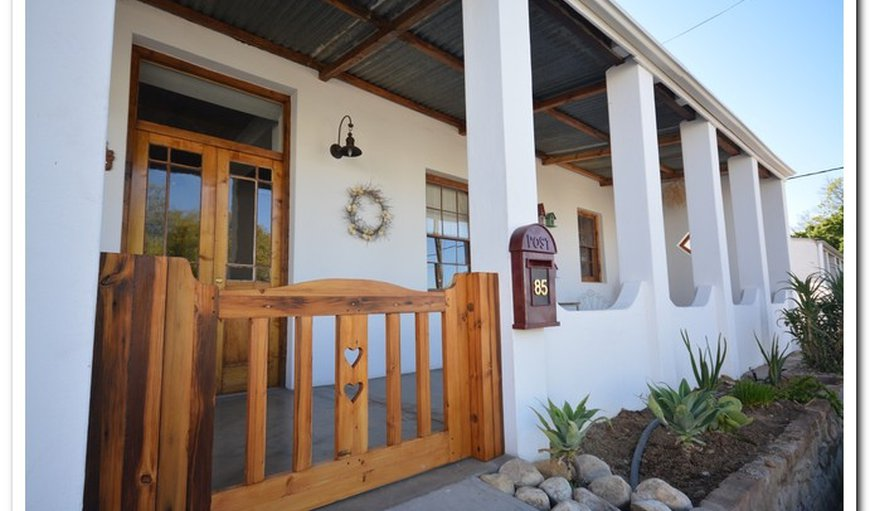 Ta Mala's Cottage in Prince Albert, Western Cape , South Africa