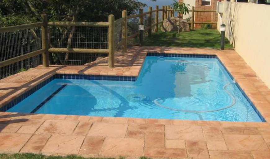 Pool Area in Ballito, KwaZulu-Natal , South Africa
