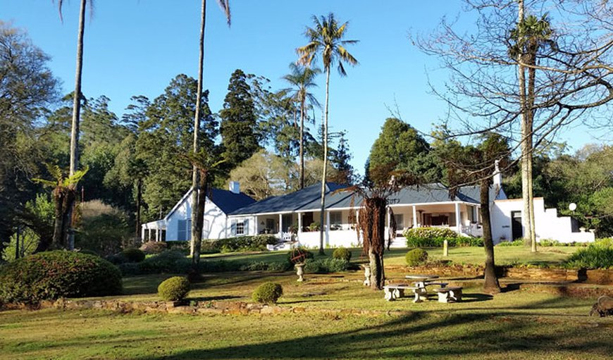 The Knoll Guest Farm in Hilton, KwaZulu-Natal, South Africa