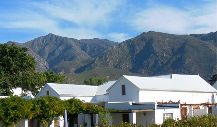 The Vineyard Country House in Montagu, Western Cape , South Africa