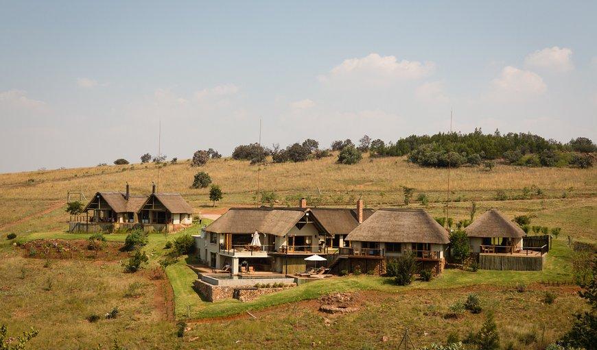 Sibani Lodge In Krugersdorp Game Reserve Johannesburg