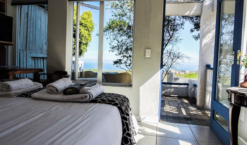 Sea View Room - Bedroom