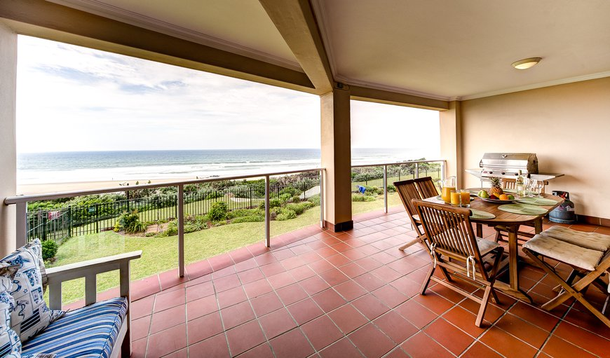 Your view - 33 La Mer in Illovo Beach , Amanzimtoti, KwaZulu-Natal , South Africa