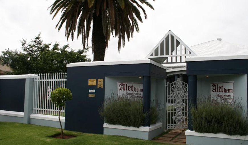 Aletheim Guest House in Belgravia, Kimberley, Northern Cape, South Africa