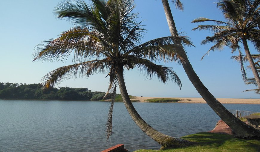 welcome to The Lagoon Flat, 53 Nkwazi Drive in Zinkwazi Beach, KwaZulu-Natal, South Africa