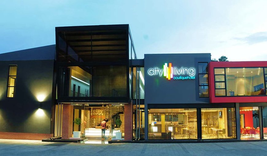 City Living Boutique Hotel in Westdene, Bloemfontein, Free State Province, South Africa