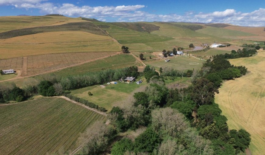Underhill Farm in Bot River (Botrivier), Western Cape , South Africa