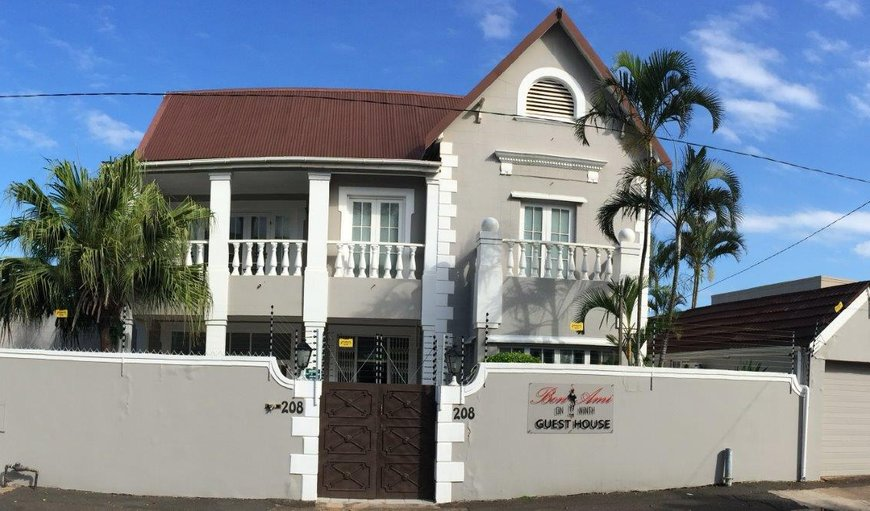 Front of House view in Morningside, Durban, KwaZulu-Natal , South Africa