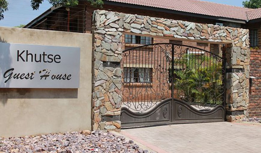 Welcome to Khutse Guest House in Lephalale (Ellisras), Limpopo, South Africa