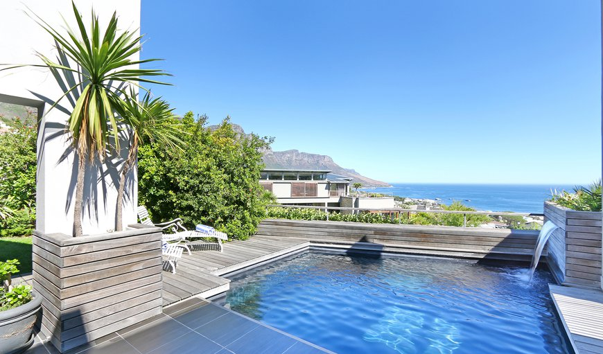 Villa Aqua in Camps Bay, Cape Town, Western Cape , South Africa
