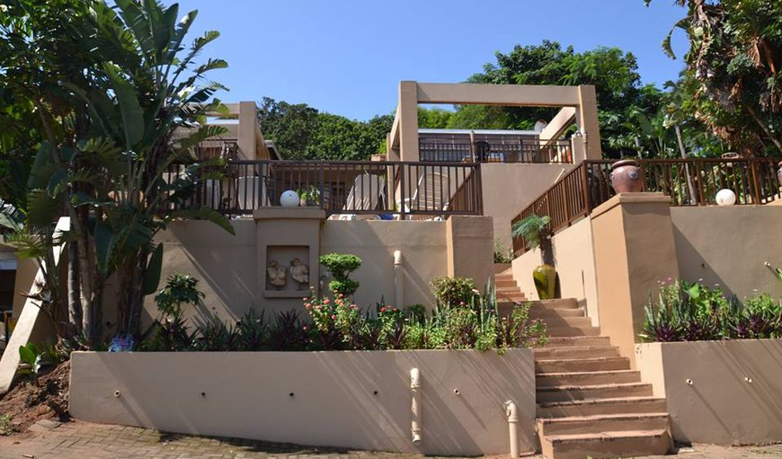Front view of Casa Dela Mare in Ballito, KwaZulu-Natal , South Africa