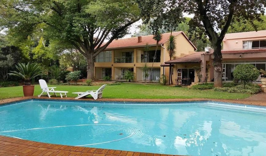 Anka Lodge in Sandton, Johannesburg (Joburg), Gauteng, South Africa