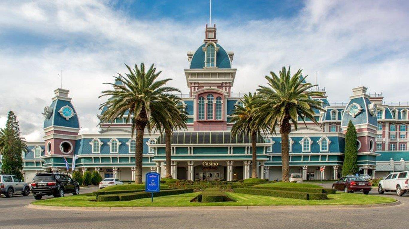 The Reef Hotel Casino  Cairns Australia