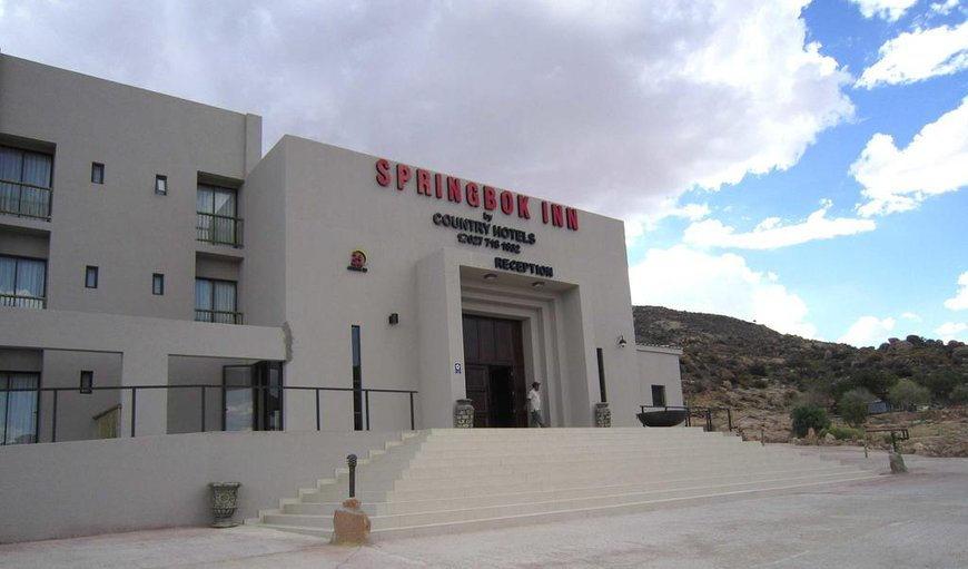 Springbok Inn in Springbok, Northern Cape, South Africa