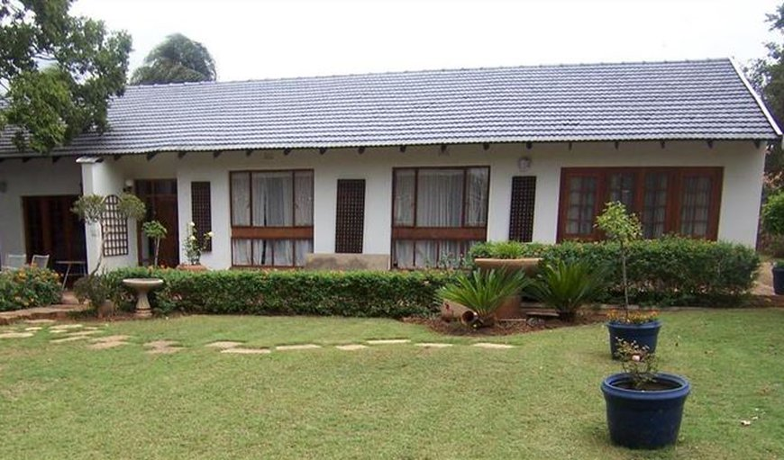 Matie's Place in Pretoria (Tshwane), Gauteng, South Africa