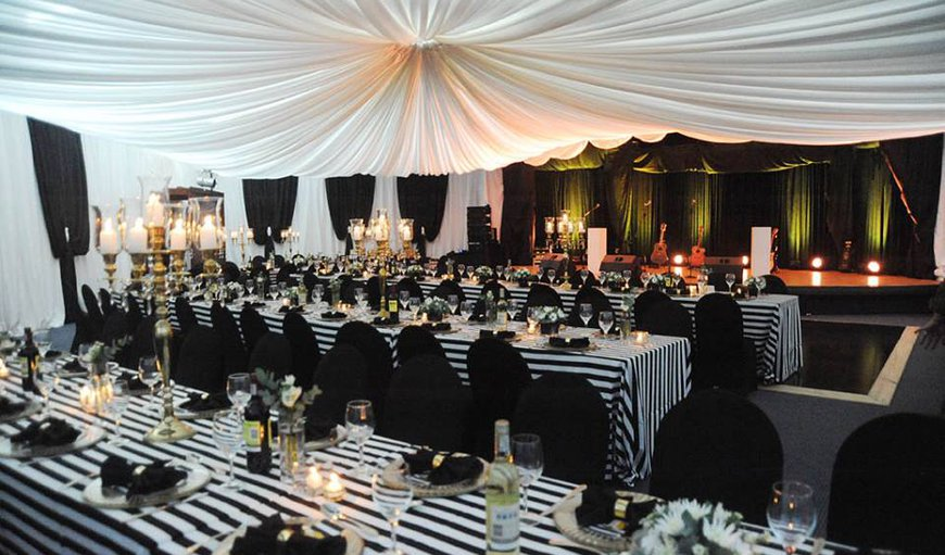 The Diaz Hotel & Resort has 4 different function venues available to host your dream wedding, year end function, special occasion or conference.