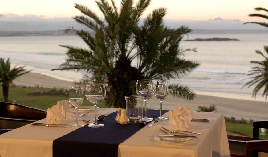 The Diaz Hotel & Resort has the most beautiful and romantic settings. in Mossel Bay, Western Cape , South Africa