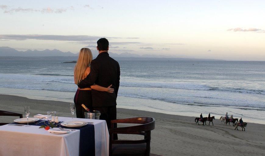 The Diaz Hotel & Resort has the most beautiful and romantic settings.