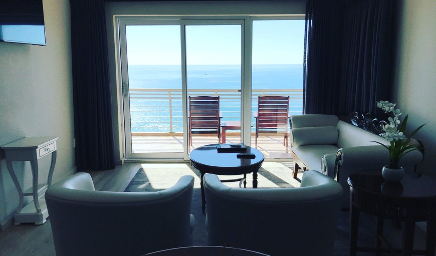 View from newly renovated Honeymoon Suite's lounge area