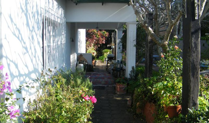 Valley Guest House in St Georges Park, Port Elizabeth, Eastern Cape, South Africa