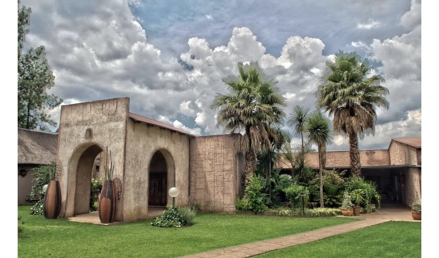 Welcome to Sha-Mani Lodge! 