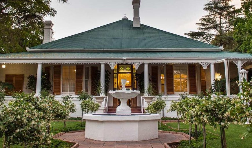Kimberley Country House in Midlands Plots, Kimberley, Northern Cape, South Africa