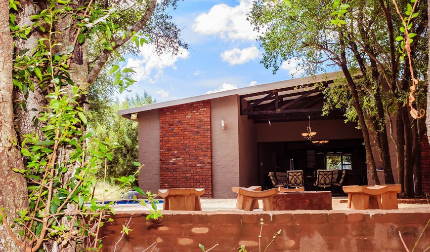 The Kudu Camp caters for up to 12 guests in 4 bedrooms with a private pool and entertainment area