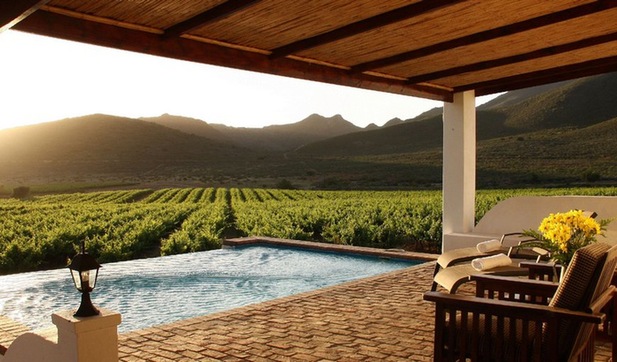 Orange Grove Farm in Robertson, Western Cape , South Africa