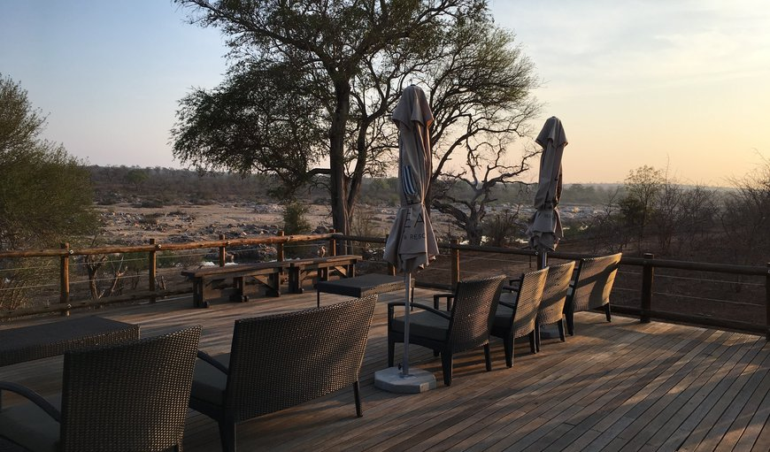 Sunset Deck, Perfect for bush sundowners