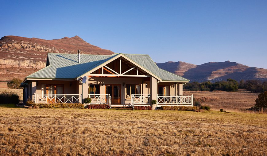 Dynasty Red Mountain Ranch in Clarens, Free State Province, South Africa