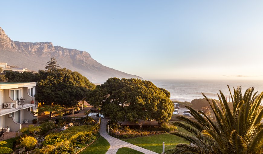 Ocean View House in Camps Bay, Cape Town, Western Cape, South Africa