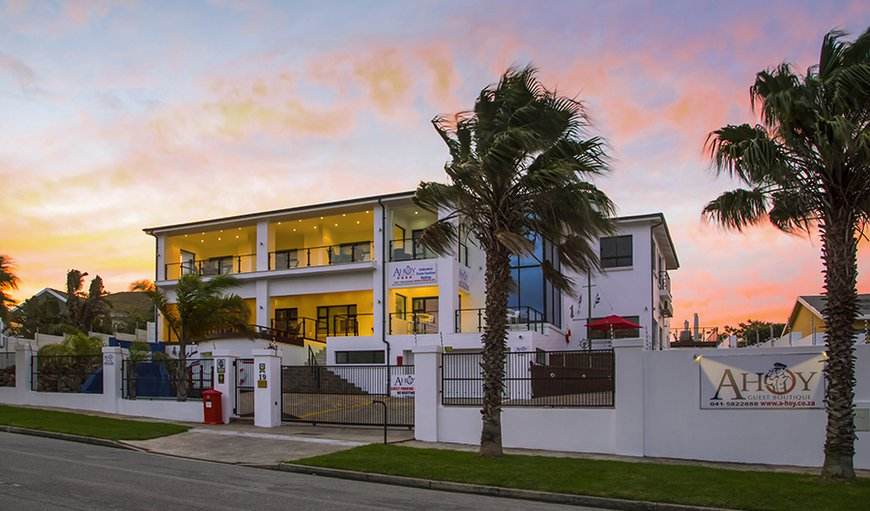 Ahoy Boutique Hotel in Humewood, Port Elizabeth, Eastern Cape, South Africa