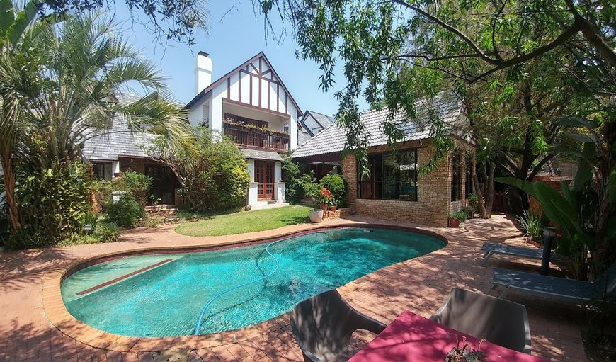 Welcome to The Dorr Guesthouse in Sandton, Johannesburg (Joburg), Gauteng, South Africa