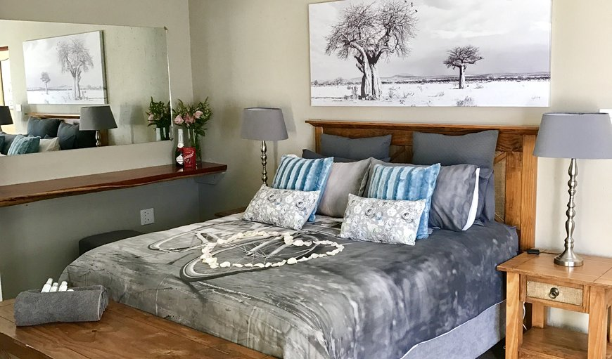 Love Cottage - bedroom in Underberg, KwaZulu-Natal, South Africa