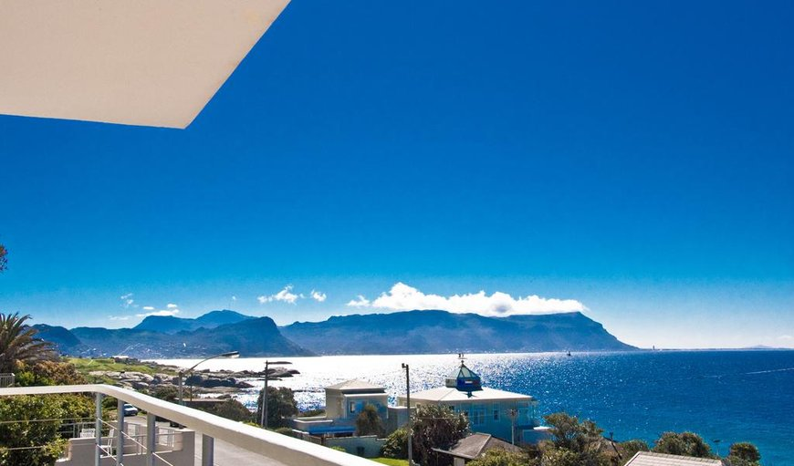 Studio 1 with Terrace - Wooden Deck - and 180 degree Sea View in Simon's Town, Cape Town, Western Cape, South Africa