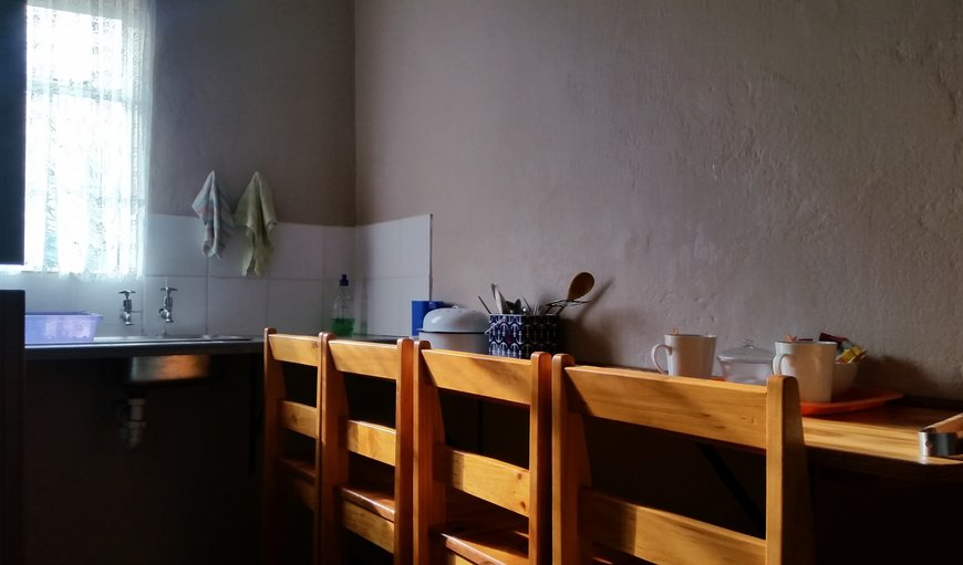 There are 2 Single Bed Rooms - the one offers a small kitchenette for self-catering purposes.