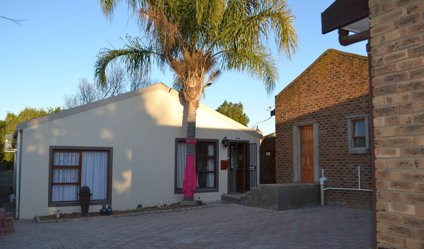 Outside of Guest House  in Malmesbury, Western Cape, South Africa
