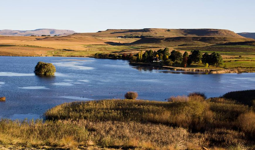 Valley Lakes in Underberg, KwaZulu-Natal , South Africa